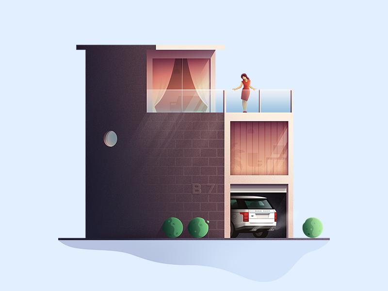 De Ideale Wereld volgens een Architect-Ondernemer