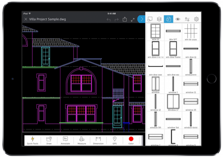 AutoCAD Mobile - ArchiSnapper blog