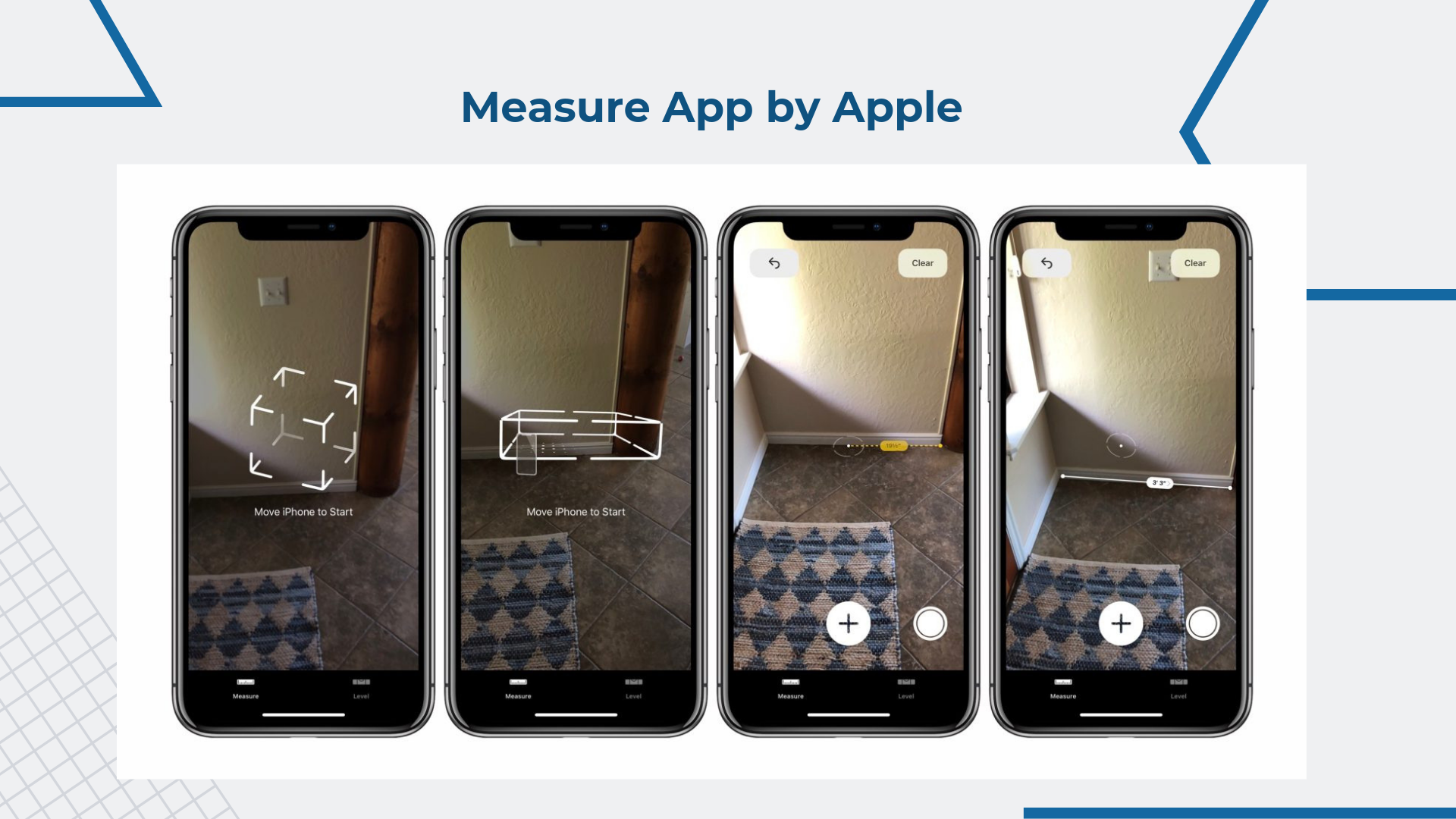 17 Free Construction Apps You Need to Download Right Now | AirMeasure App by Apple suggested by Archisnapper