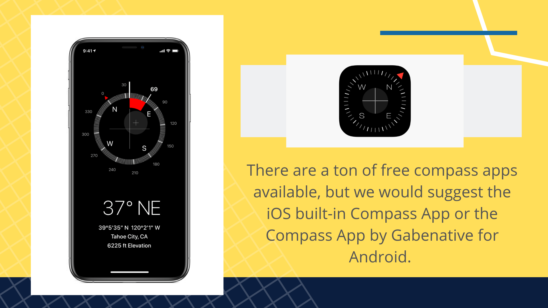 17 Free Construction Apps You Need to Download Right Now | Compass App suggested by Archisnapper of Development