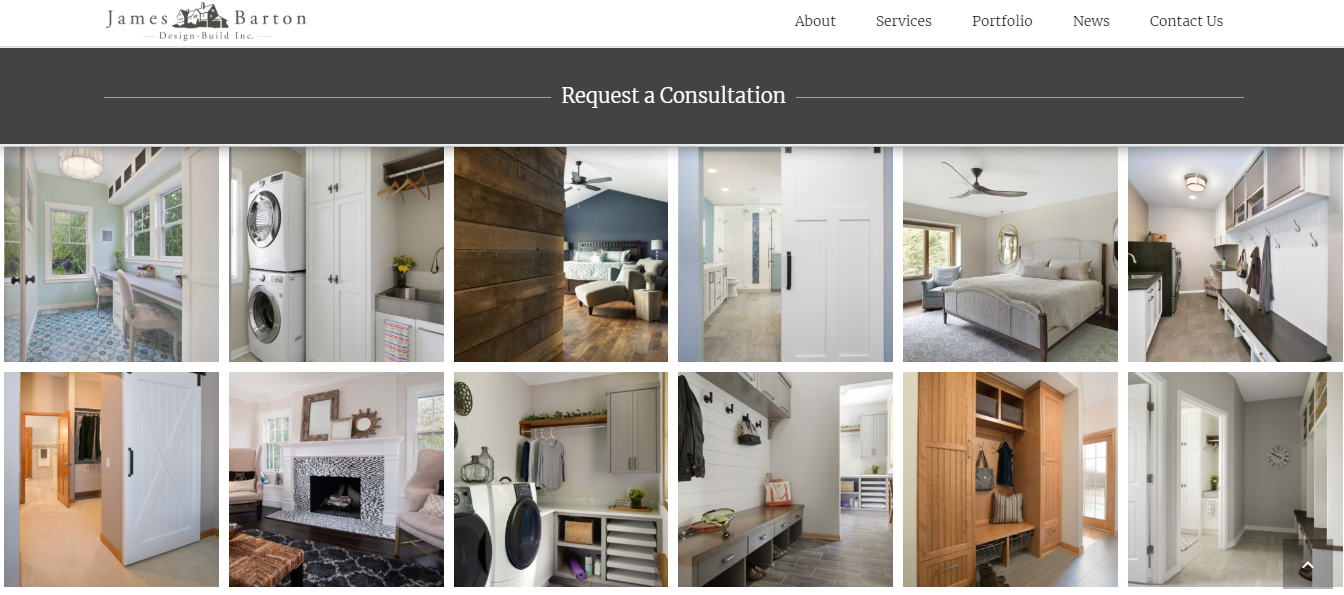 """Great example of a portfolio """"Here's why you should be taking LOTS of pictures of your construction projects - and some tips on how to do it efficiently"""" 