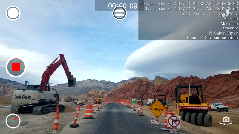 """Time Stamp your photos 'Here's why you should be taking LOTS of pictures of your construction projects - and some tips on how to do it efficiently"""" 