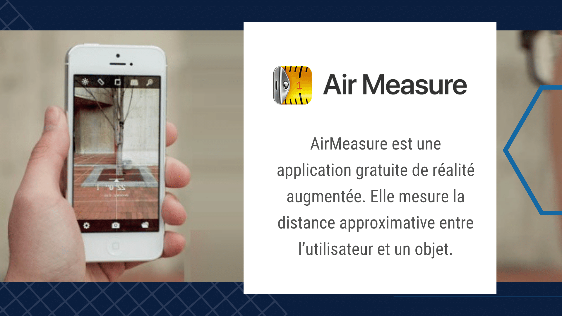 17 Applications de Construction Gratuites - Outils sur votre smartphone | Air Measure via ArchiSnapper
