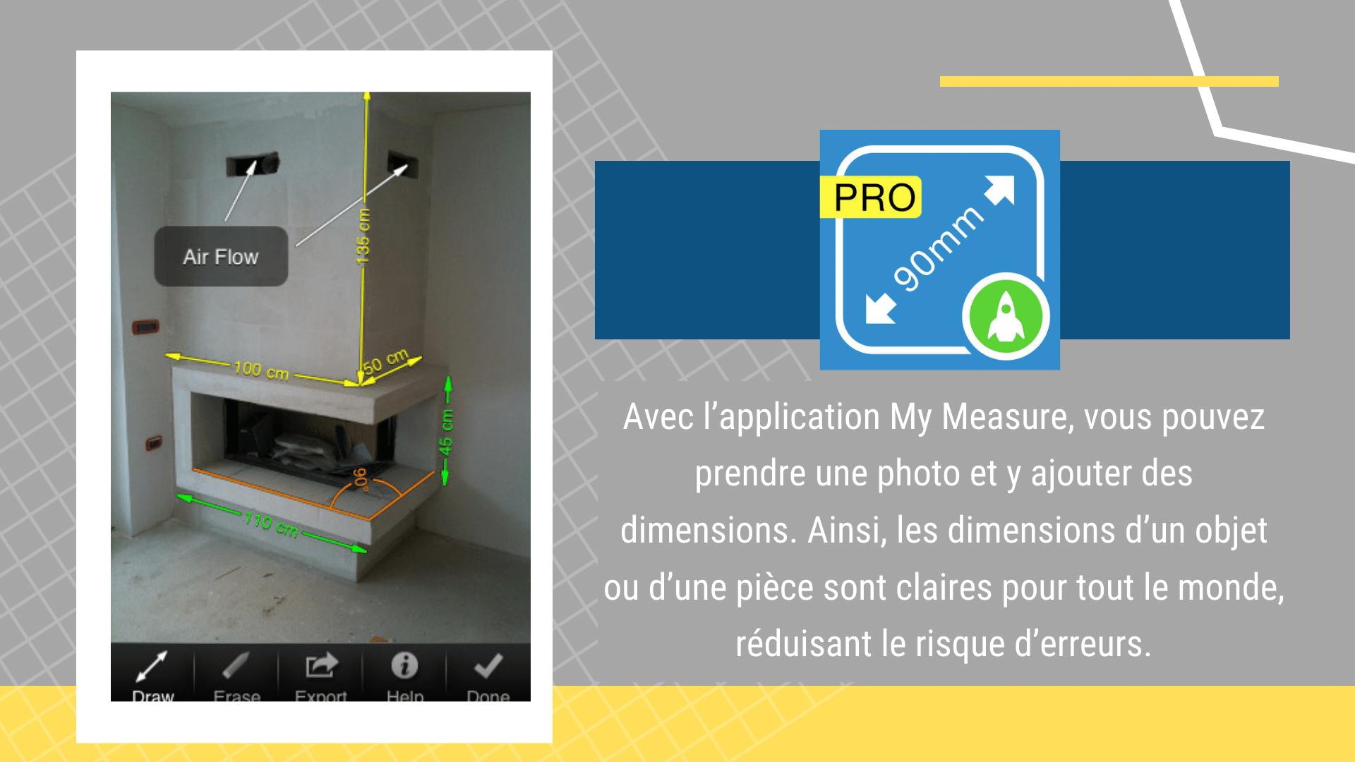 17 Applications de Construction Gratuites - Outils sur votre smartphone | MyMeasure via ArchiSnapper