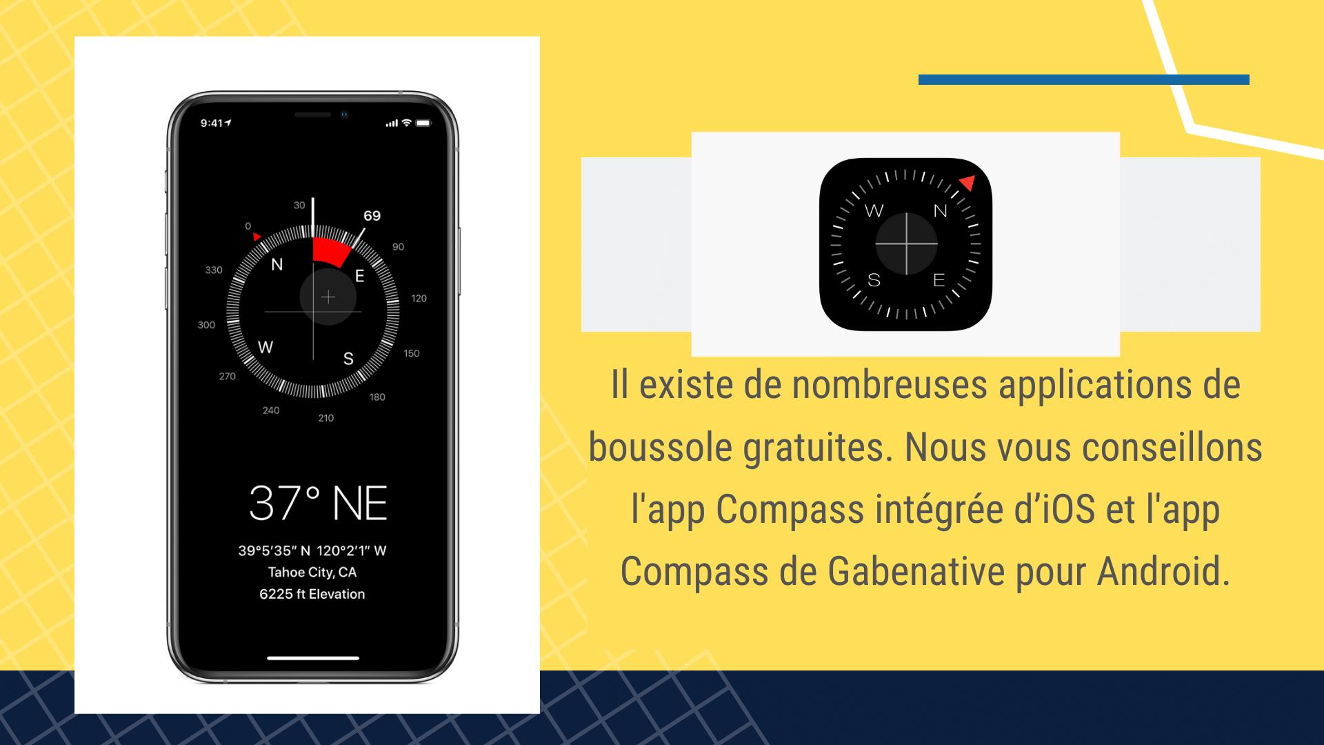 17 Applications de Construction Gratuites - Outils sur votre smartphone | Compass via ArchiSnapper