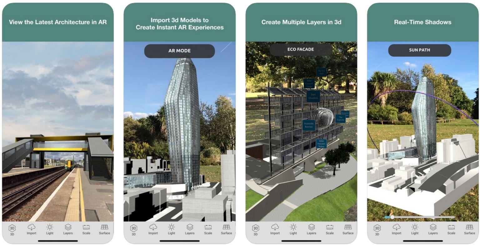 Meilleures applications pour Architectes - ARki