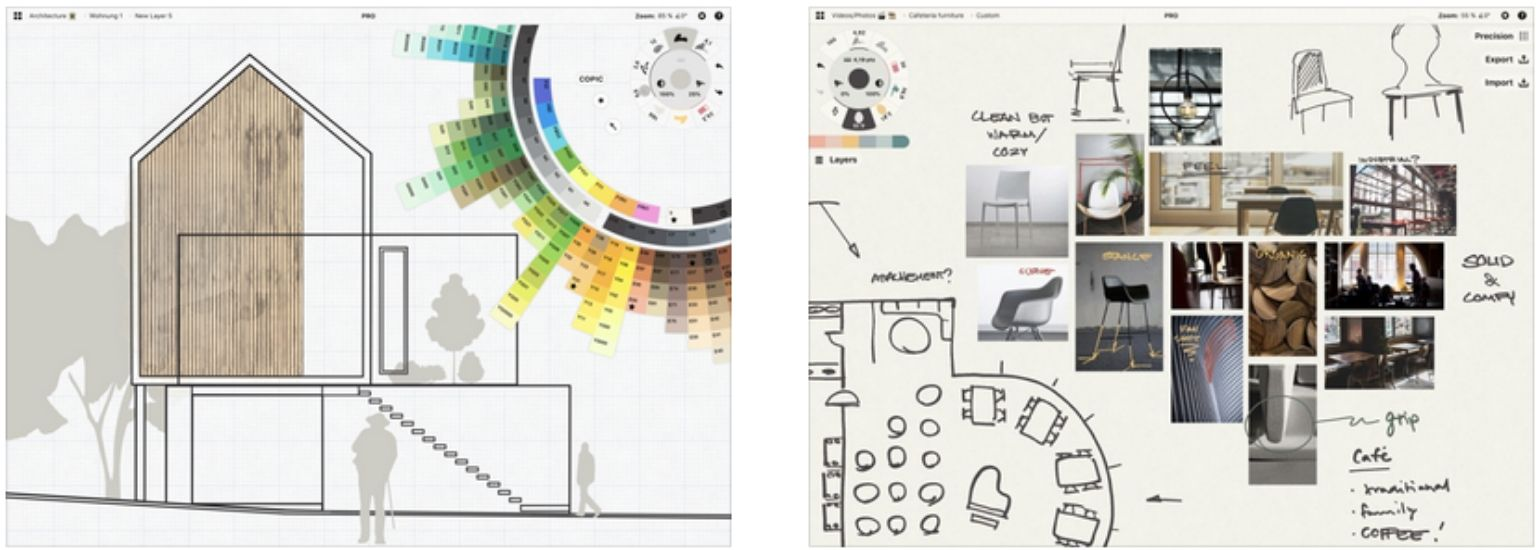 Meilleures applications pour Architectes - Concepts