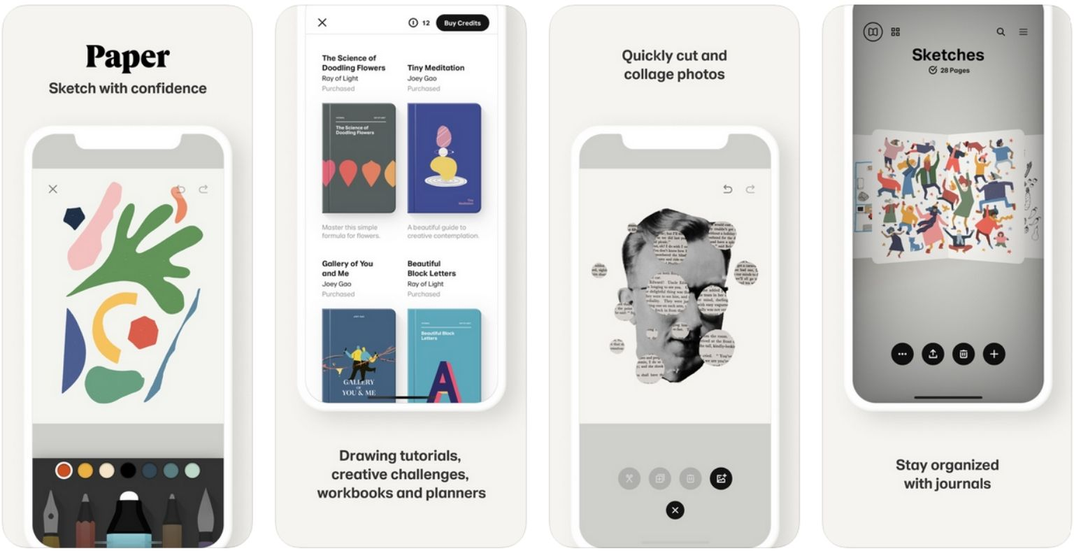 Meilleures applications pour Architectes - Paper