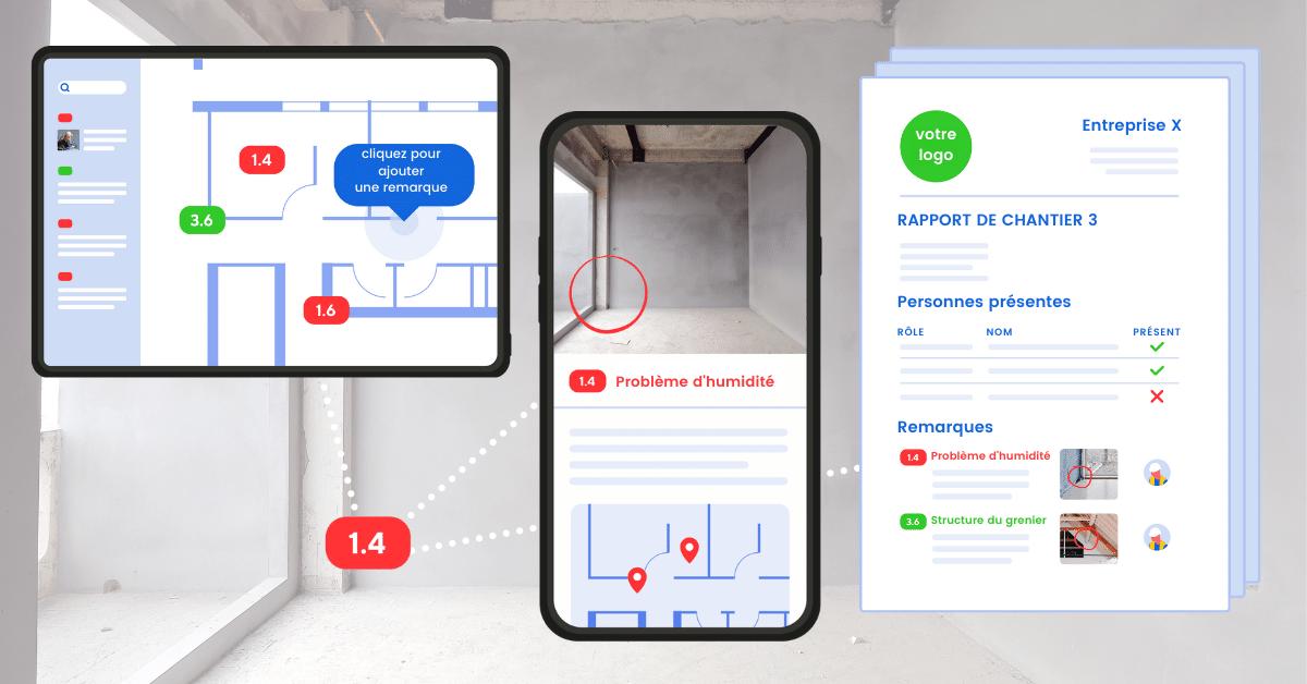 ArchiSnapper l'application qui facilite la vie des architectes