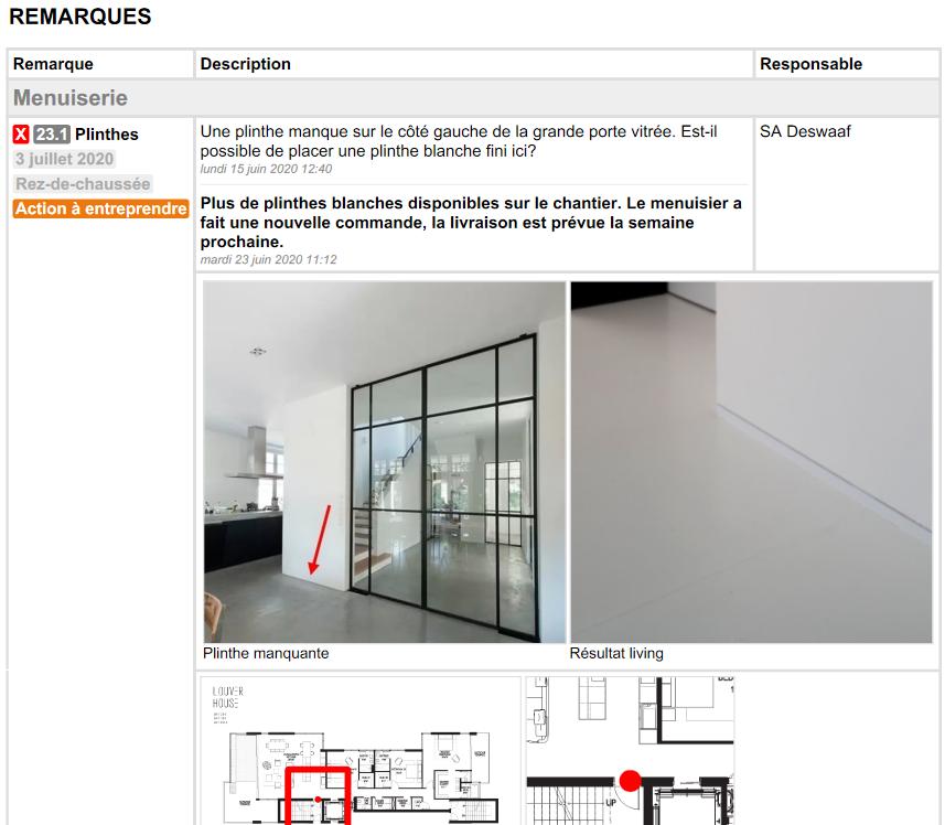 Utilisez des photos dans votre rapport de chantier - ArchiSnapper blog