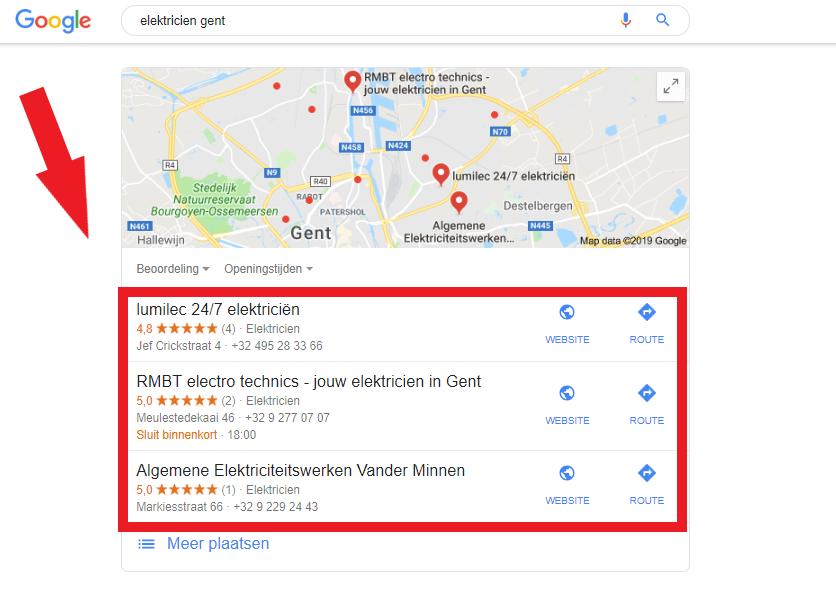 archisnapper_local_pack_hoe_hoog_te_ranken_op_Google