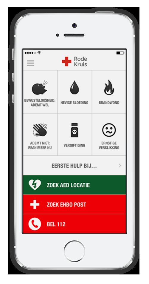 gratis rode kruis app voor veiligheid in de bouw via archisnapper