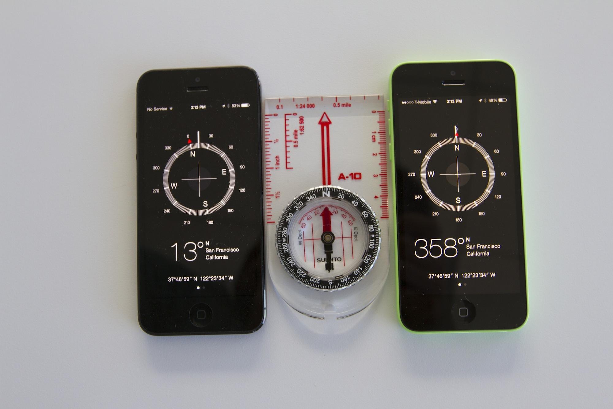free compass app via archisnapper blog