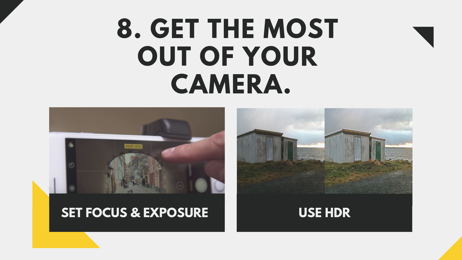 get the most out of your camera via archisnapper