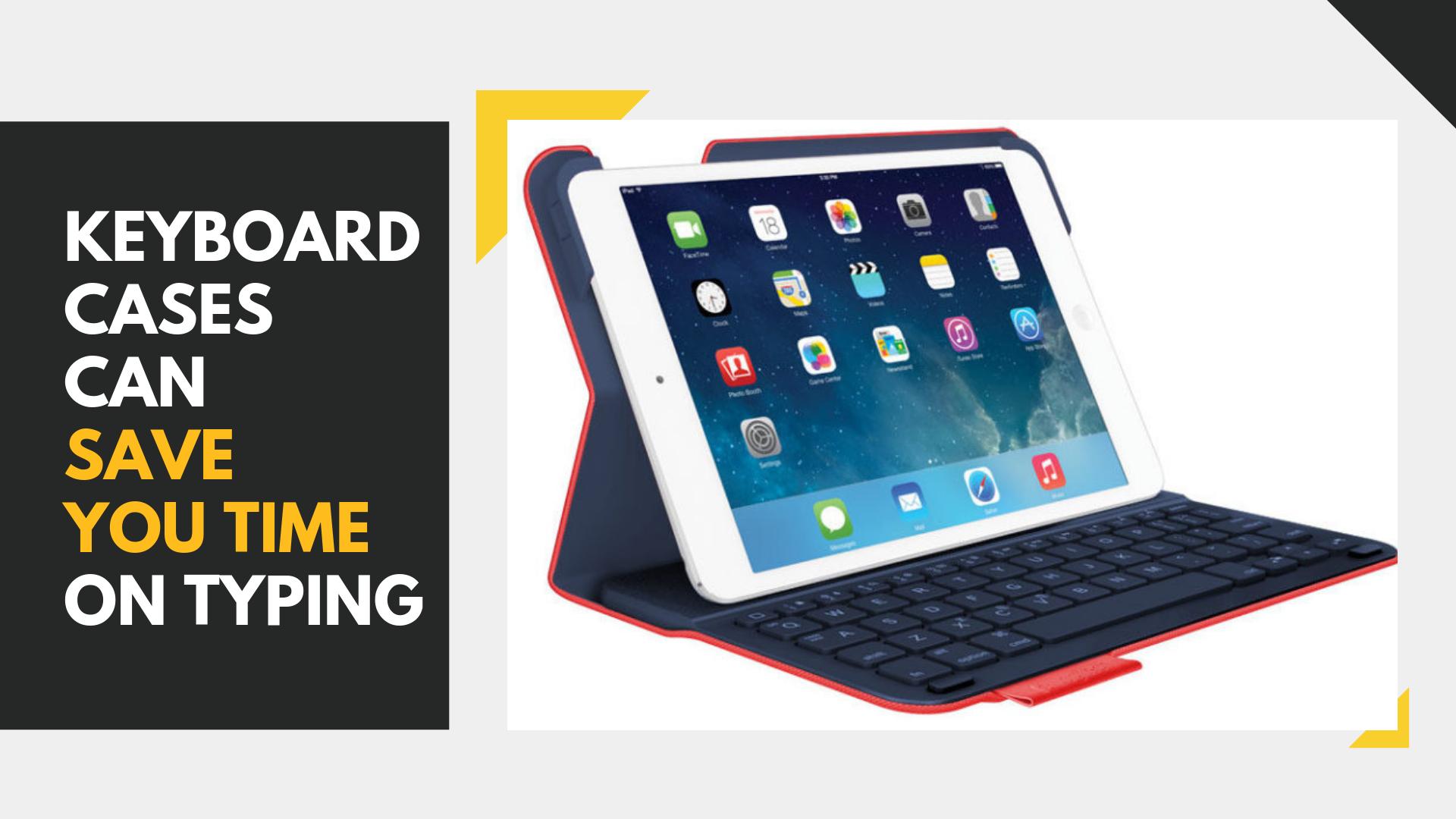 Keyboard case iPad via Archisnapper
