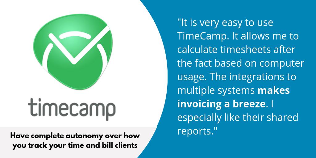 Timecamp tijdsregistratie   ArchiSnapper