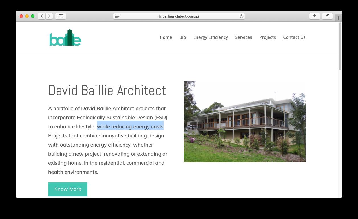 Propositie David Baillie | ArchiSnapper