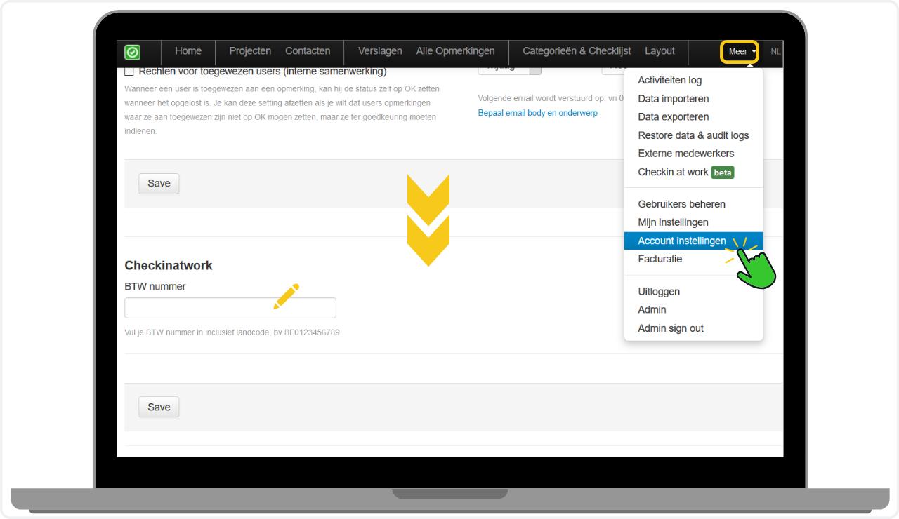 Aanwezigheidsregistratie BTW nummer ArchiSnapper SafetySnapper | ArchiSnapper Blog