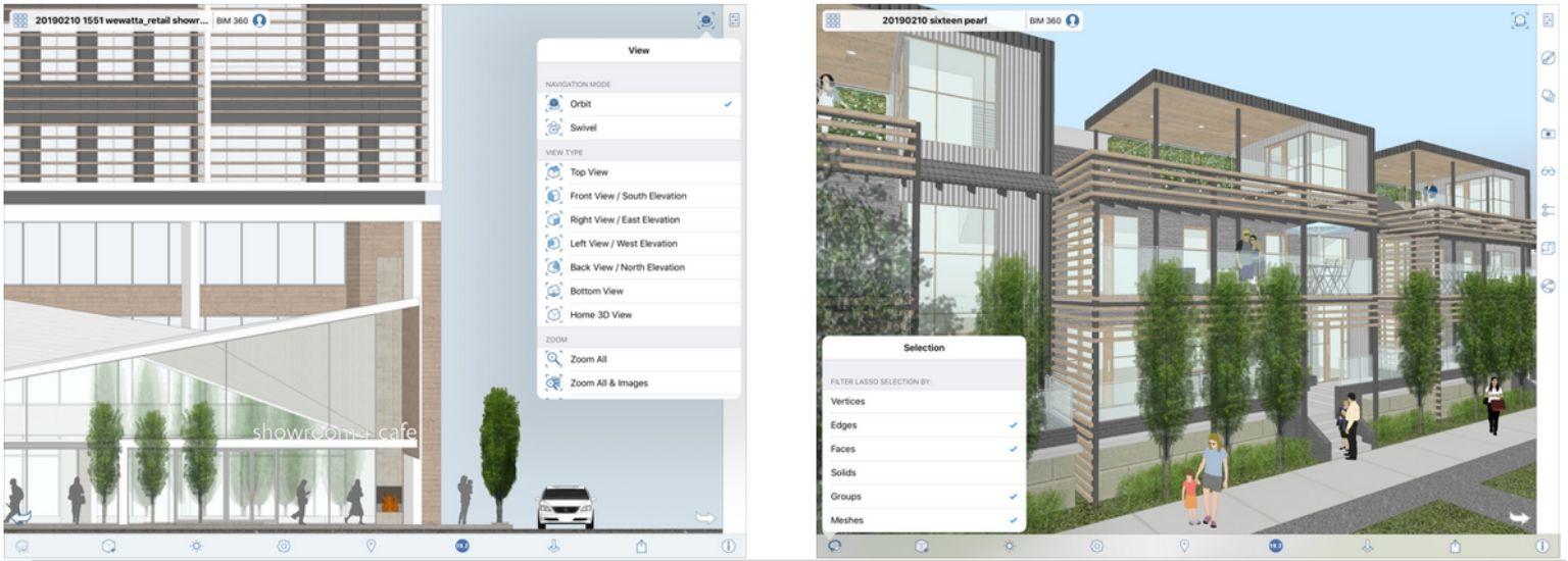 FormIt - iPad screenshot | ArchiSnapper Blog
