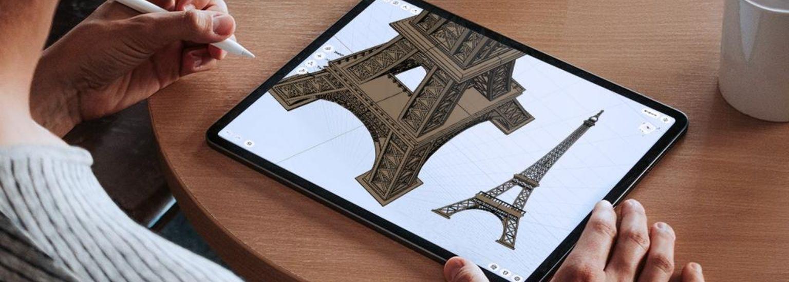 Shapr3D - screenshot | ArchiSnapper Blog