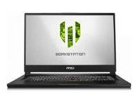 goede laptop keuze voor elke architect - MSI WS65 Mobile Workstation
