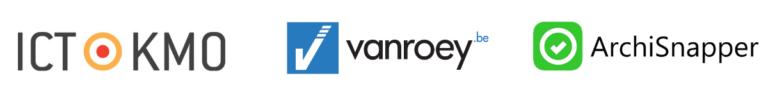 ondersteund door ICT KMO - VANROEY - ARCHISNAPPER