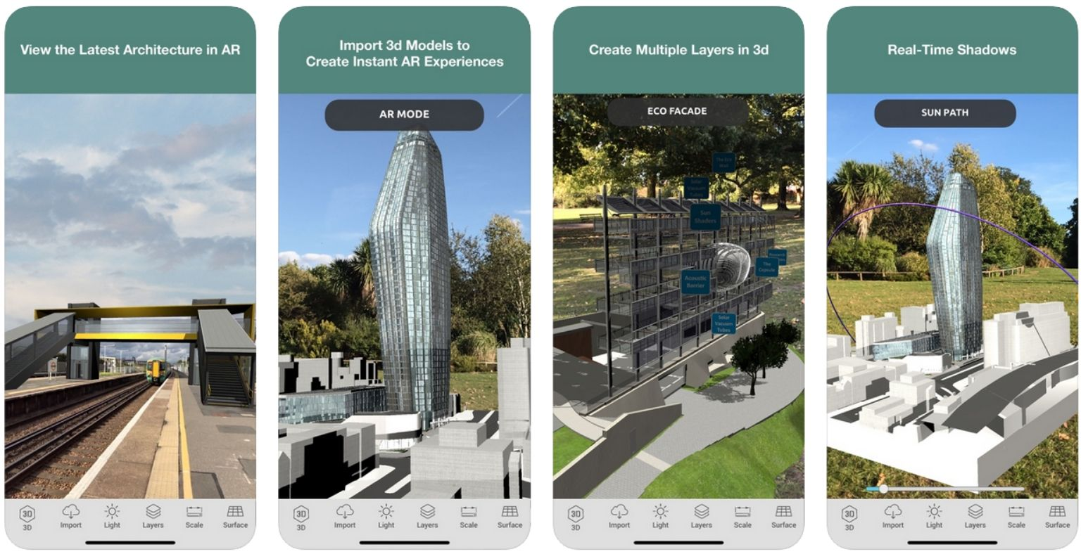 بهترین برنامه ها برای معماران - تصویر صفحه ARki | وبلاگ ArchiSnapper