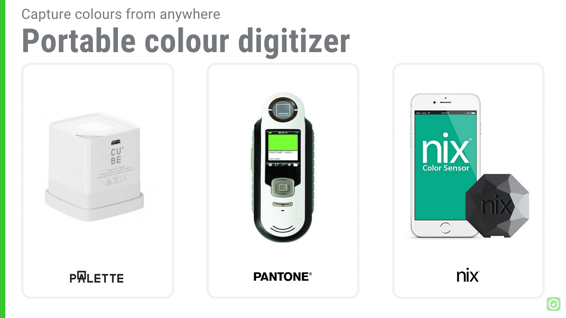 Portable colour digitizer | ArchiSnapper Blog