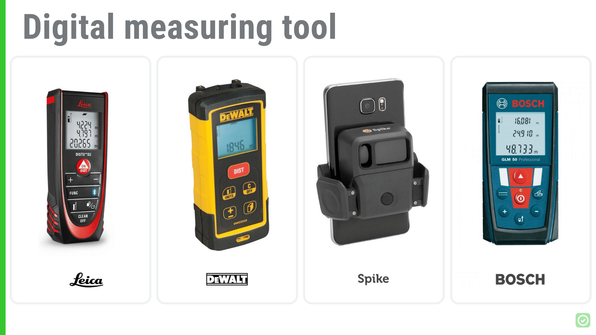 Digital measuring tool | ArchiSnapper Blog