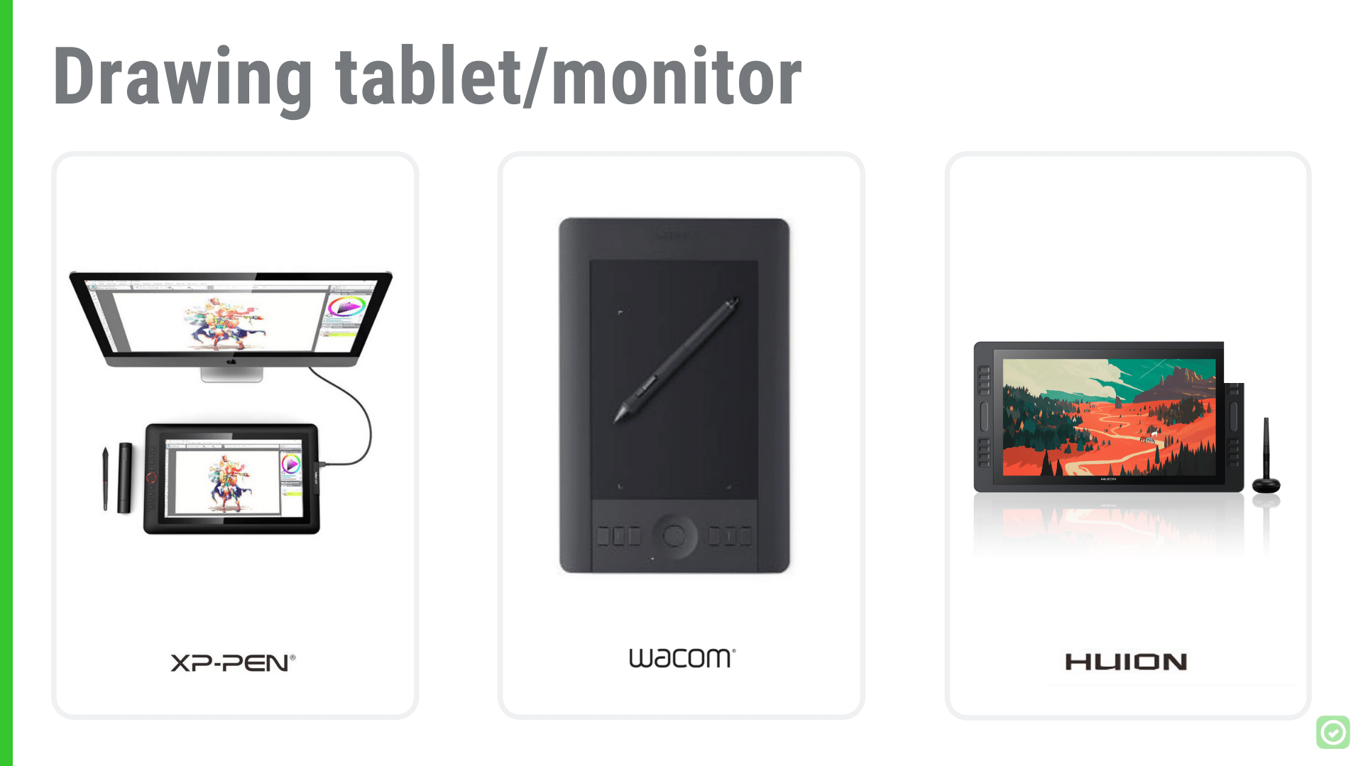 Drawing tablet/monitor | ArchiSnapper Blog