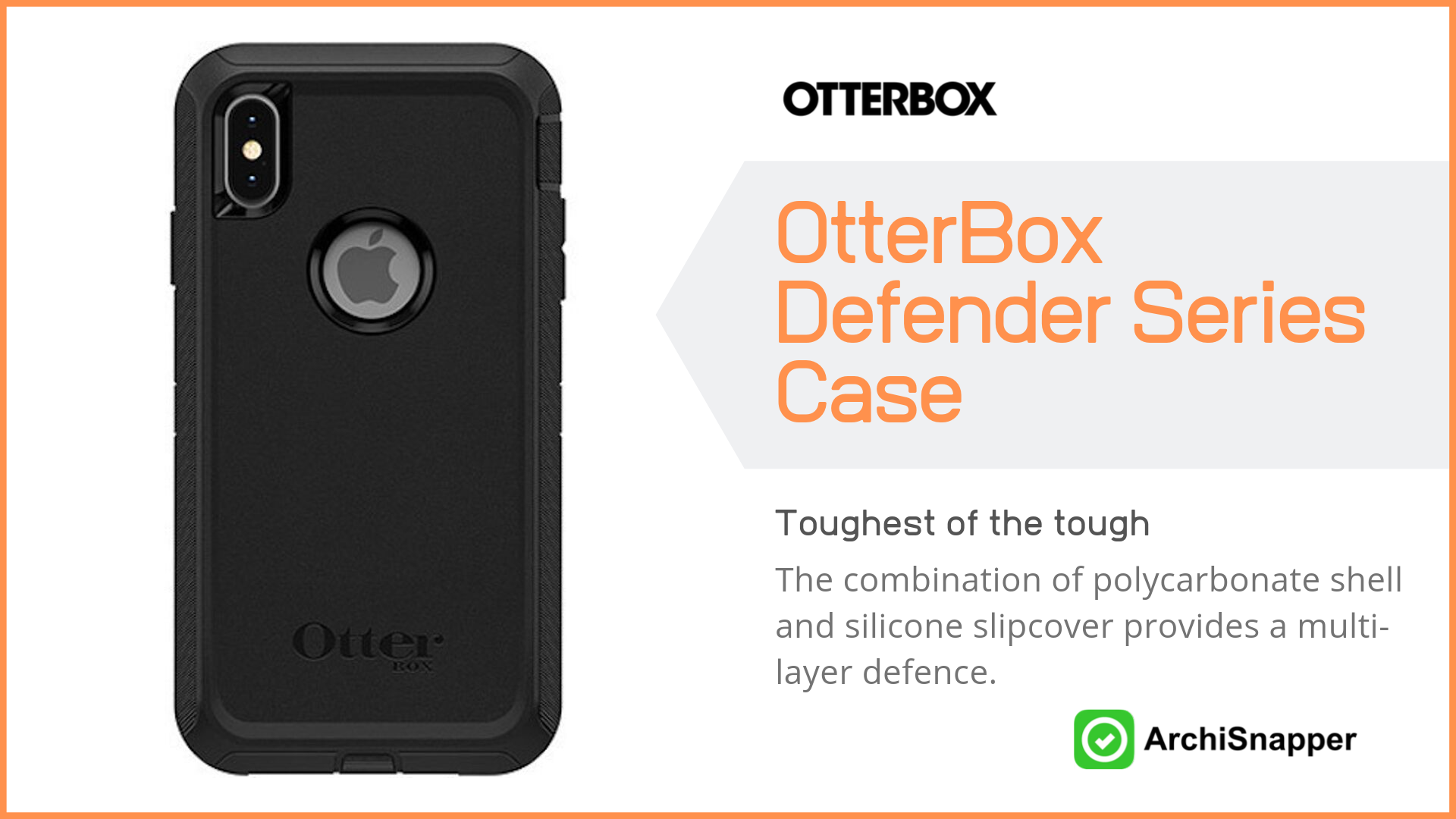 OtterBox Defender Case | Top Tech for Architects Presented by Archisnapper.