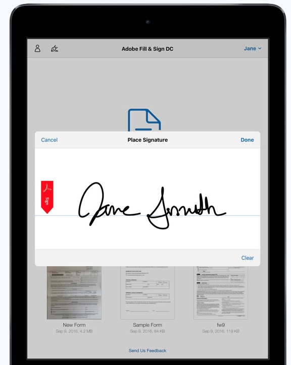 sign off punch list with archisnapper app
