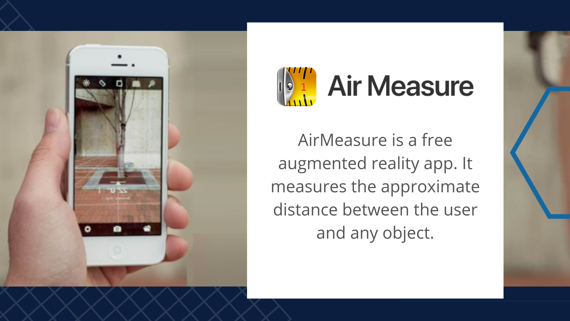 17 Free Construction Apps You Need to Download Right Now | AirMeasure App suggested by Archisnapper