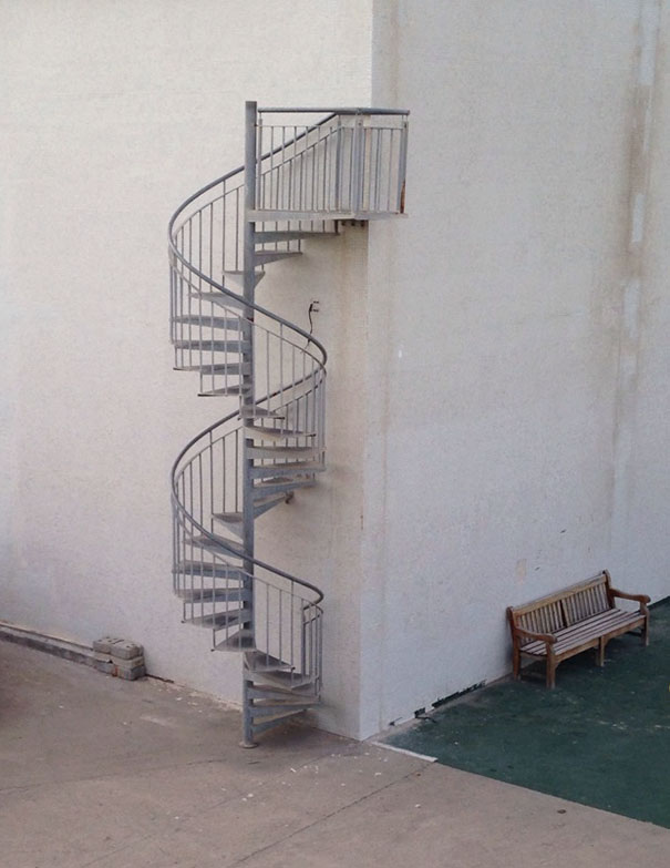 Stairway to...heaven | Archisnapper presents 20 hilarious staircase building fails. jpg