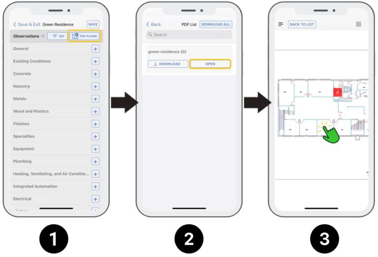archisnapper simple punch list app