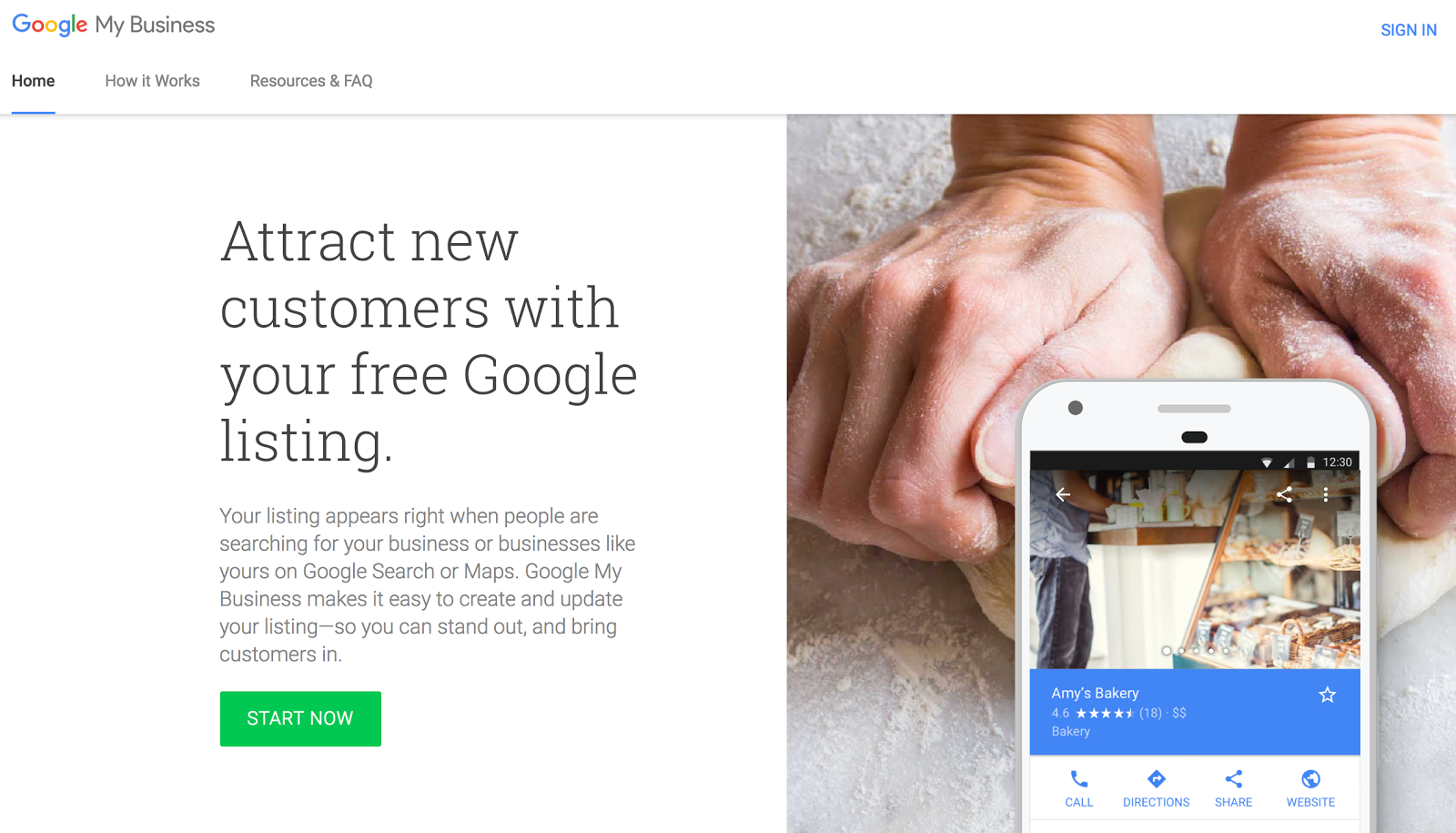 google my business page via archisnapper blog
