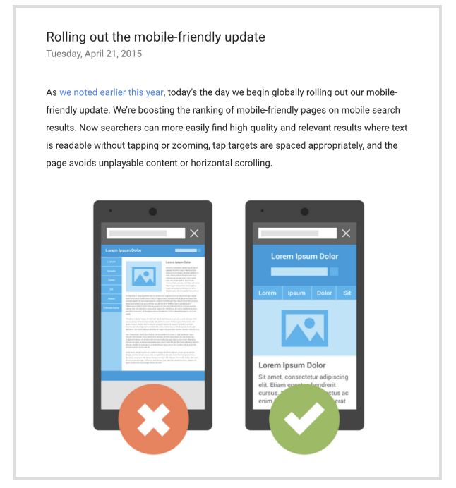 mobile first indexing by google archisnapper punch list app