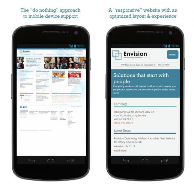 mobile friendly website for SEO blog archsinapper field report app