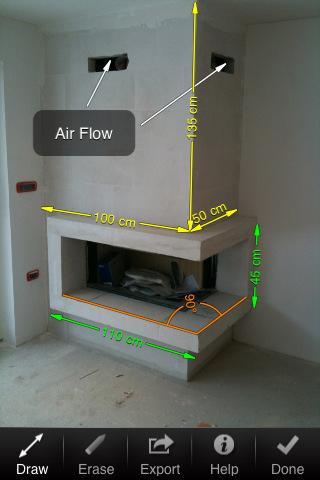 my measure app via archisnapper blog