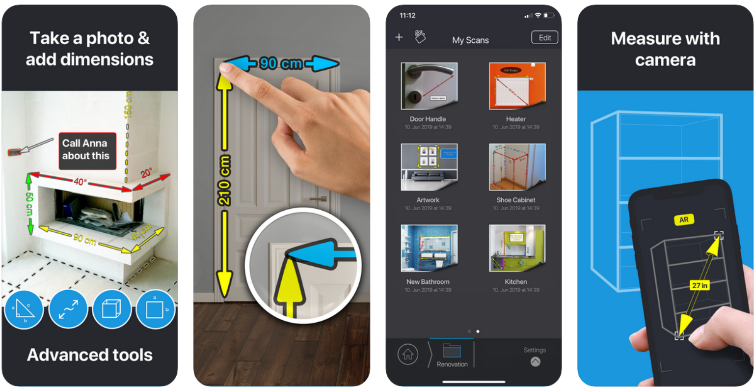 mymeasures-app-for easy storage of measurements