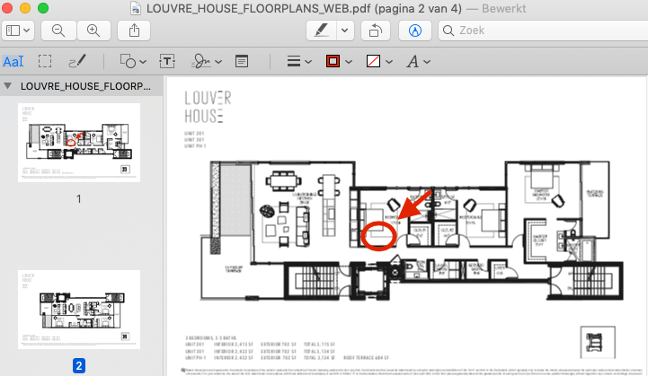 archisnapper annotate on drawing or floor plan